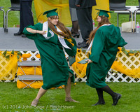 4812 Vashon Island High School Graduation 2014 061414