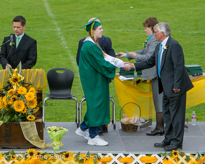 4815 Vashon Island High School Graduation 2014 061414