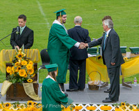 4821 Vashon Island High School Graduation 2014 061414