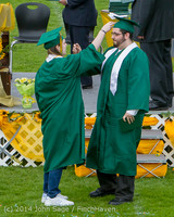4824 Vashon Island High School Graduation 2014 061414