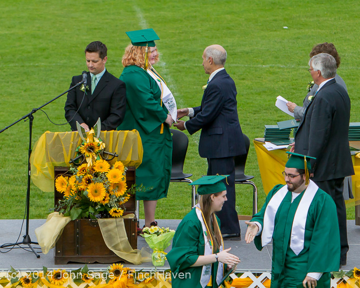 4827 Vashon Island High School Graduation 2014 061414