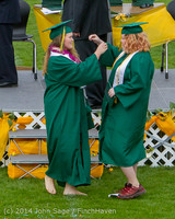 4835 Vashon Island High School Graduation 2014 061414