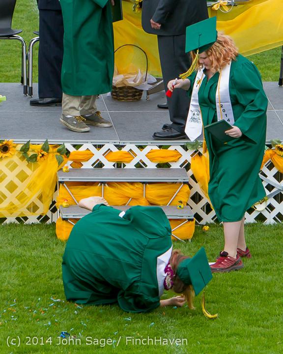 4836 Vashon Island High School Graduation 2014 061414