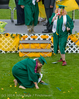 4837 Vashon Island High School Graduation 2014 061414