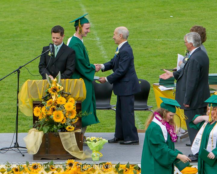 4840 Vashon Island High School Graduation 2014 061414