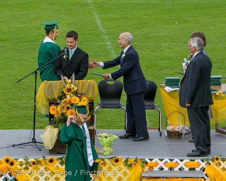 4850 Vashon Island High School Graduation 2014 061414