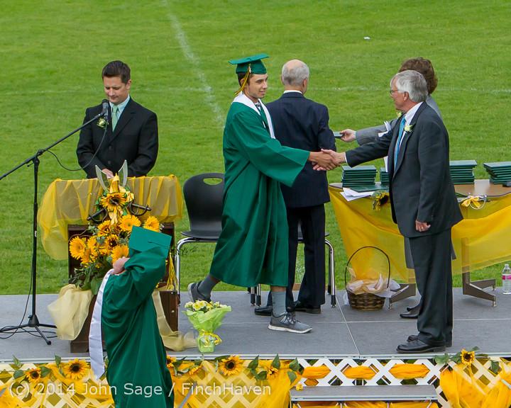 4851 Vashon Island High School Graduation 2014 061414
