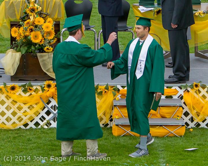4854 Vashon Island High School Graduation 2014 061414