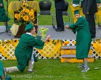 4858 Vashon Island High School Graduation 2014 061414