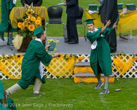 4859 Vashon Island High School Graduation 2014 061414