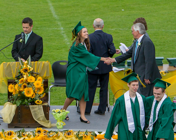 4871 Vashon Island High School Graduation 2014 061414