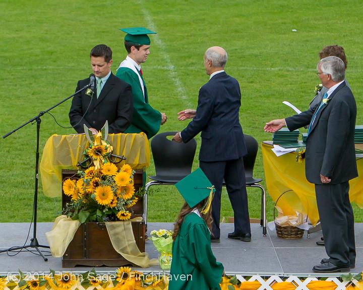 4875 Vashon Island High School Graduation 2014 061414