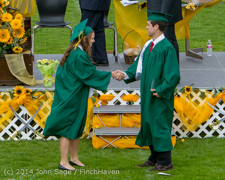 4878 Vashon Island High School Graduation 2014 061414