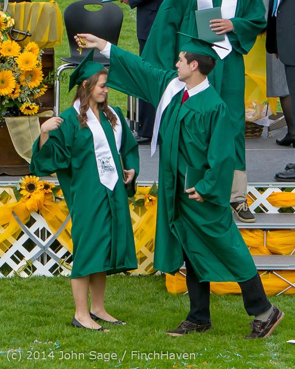 4879 Vashon Island High School Graduation 2014 061414