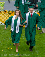 4880 Vashon Island High School Graduation 2014 061414