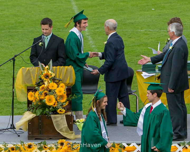 4881 Vashon Island High School Graduation 2014 061414