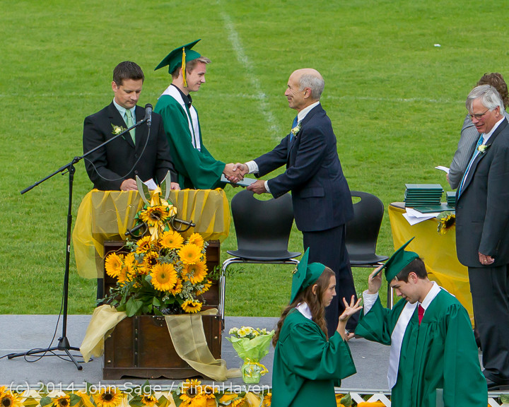 4887 Vashon Island High School Graduation 2014 061414