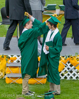 4896 Vashon Island High School Graduation 2014 061414