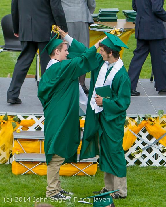 4896 Vashon Island High School Graduation 2014 061414