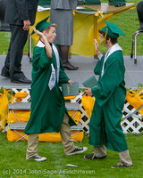 4899 Vashon Island High School Graduation 2014 061414