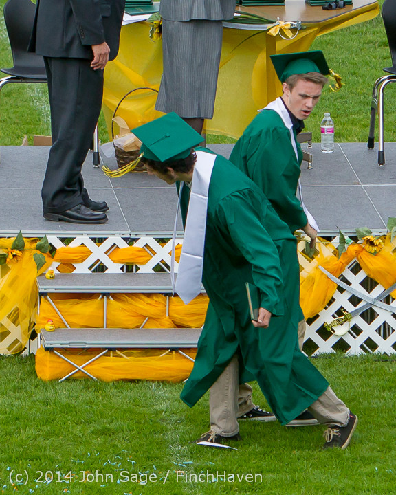 4901 Vashon Island High School Graduation 2014 061414