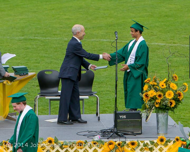 4909 Vashon Island High School Graduation 2014 061414