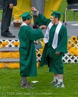 4913 Vashon Island High School Graduation 2014 061414