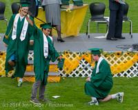 4920 Vashon Island High School Graduation 2014 061414