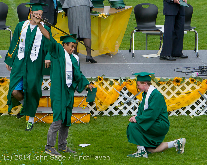 4920 Vashon Island High School Graduation 2014 061414