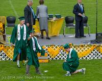 4921 Vashon Island High School Graduation 2014 061414