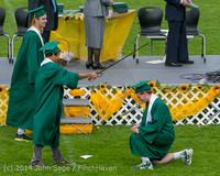 4924 Vashon Island High School Graduation 2014 061414