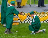 4925 Vashon Island High School Graduation 2014 061414