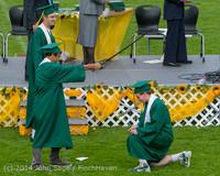 4927 Vashon Island High School Graduation 2014 061414