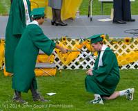 4929 Vashon Island High School Graduation 2014 061414
