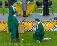 4930 Vashon Island High School Graduation 2014 061414