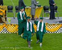 4933 Vashon Island High School Graduation 2014 061414