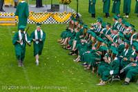 4941 Vashon Island High School Graduation 2014 061414