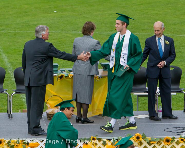 4946 Vashon Island High School Graduation 2014 061414