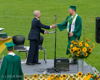 4947 Vashon Island High School Graduation 2014 061414