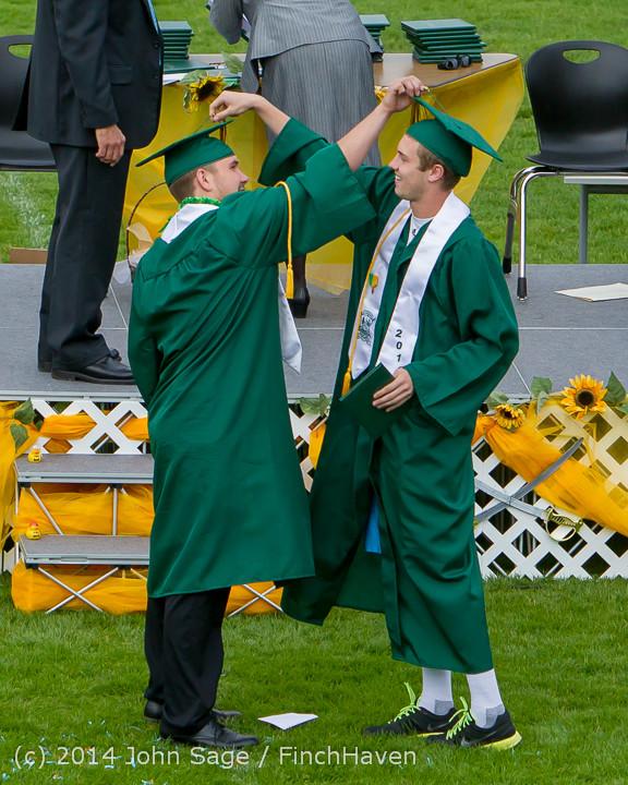 4952 Vashon Island High School Graduation 2014 061414