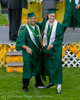 4954 Vashon Island High School Graduation 2014 061414