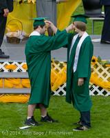 4968 Vashon Island High School Graduation 2014 061414