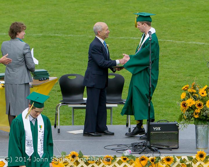 4977 Vashon Island High School Graduation 2014 061414