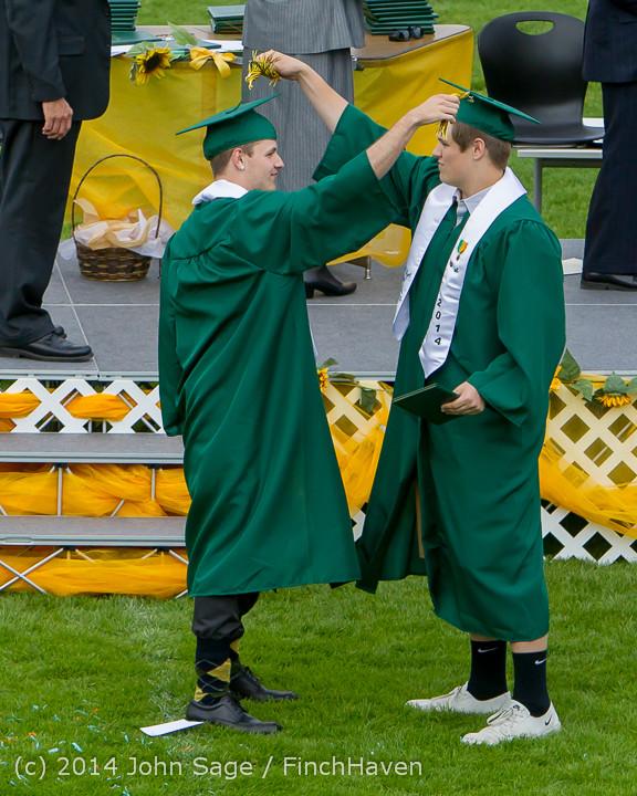4980 Vashon Island High School Graduation 2014 061414