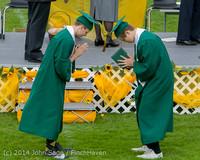 4981 Vashon Island High School Graduation 2014 061414