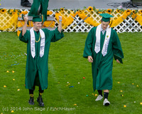 4982 Vashon Island High School Graduation 2014 061414