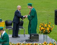 4983 Vashon Island High School Graduation 2014 061414