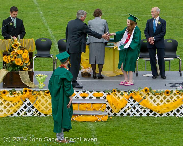 4993 Vashon Island High School Graduation 2014 061414
