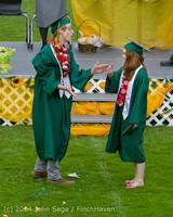 5002 Vashon Island High School Graduation 2014 061414
