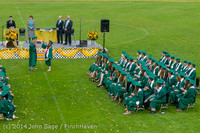 5003 Vashon Island High School Graduation 2014 061414